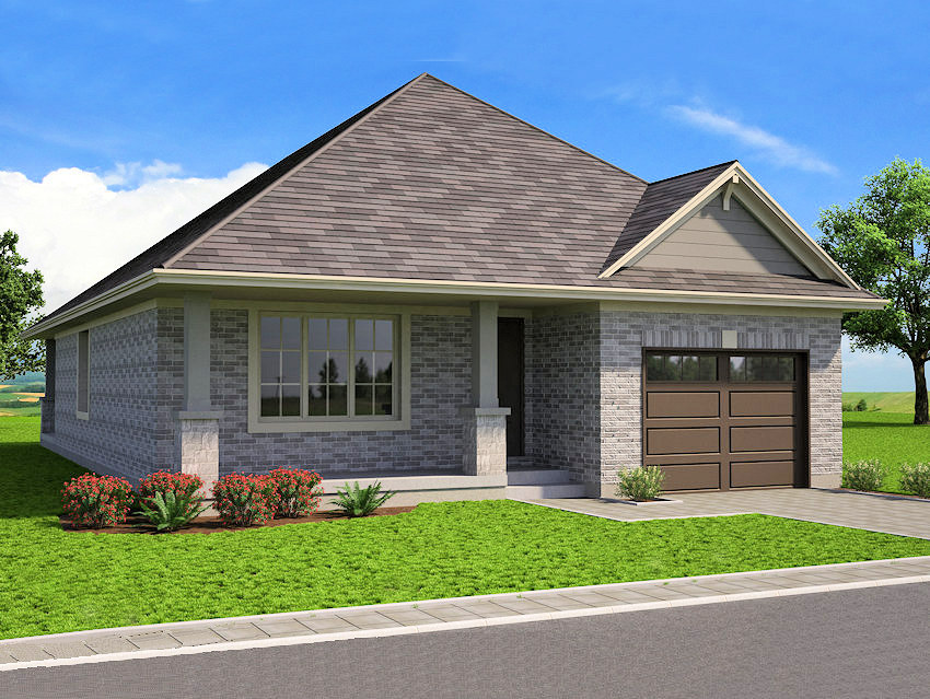 The Birchfield at 5-234 Peach Tree Blvd will look similar to this home.
