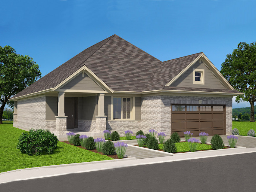 The Kentmere at 69-234 Peach Tree will look similar to this rendering.