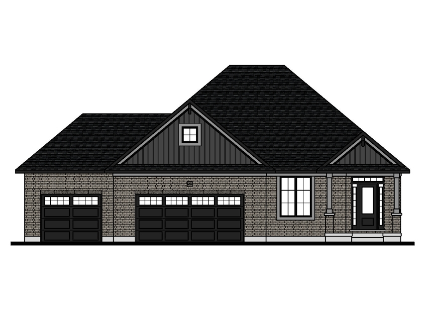 The Berkley to be built at 45 Lowrie Cres, Tillsonburg