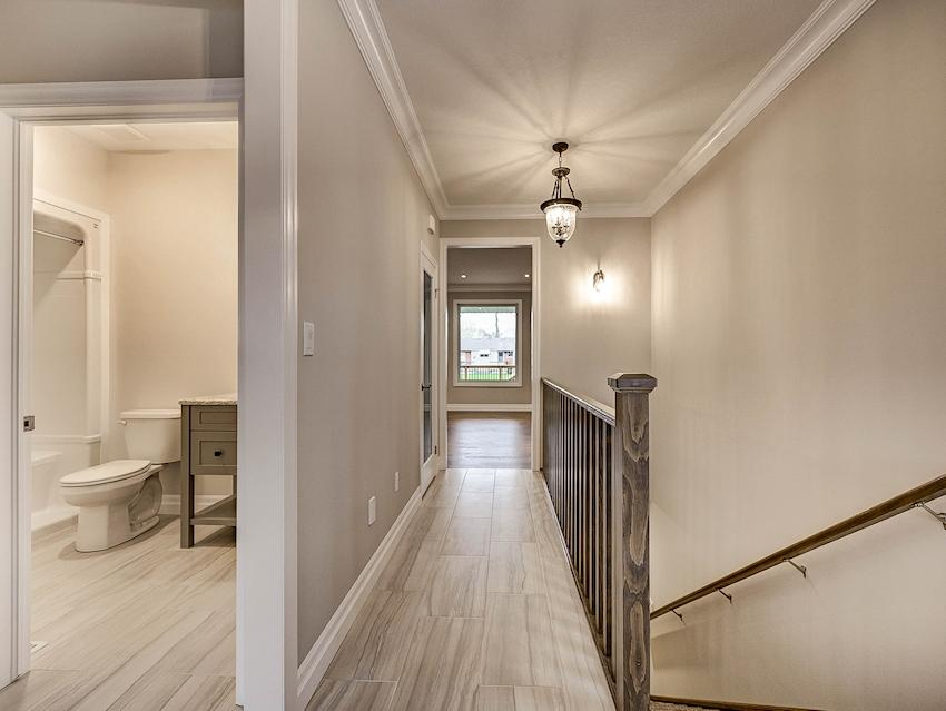 Foyer *exact features & finishes shown in photos will vary from the Berkley at 45 Lowrie Cres*