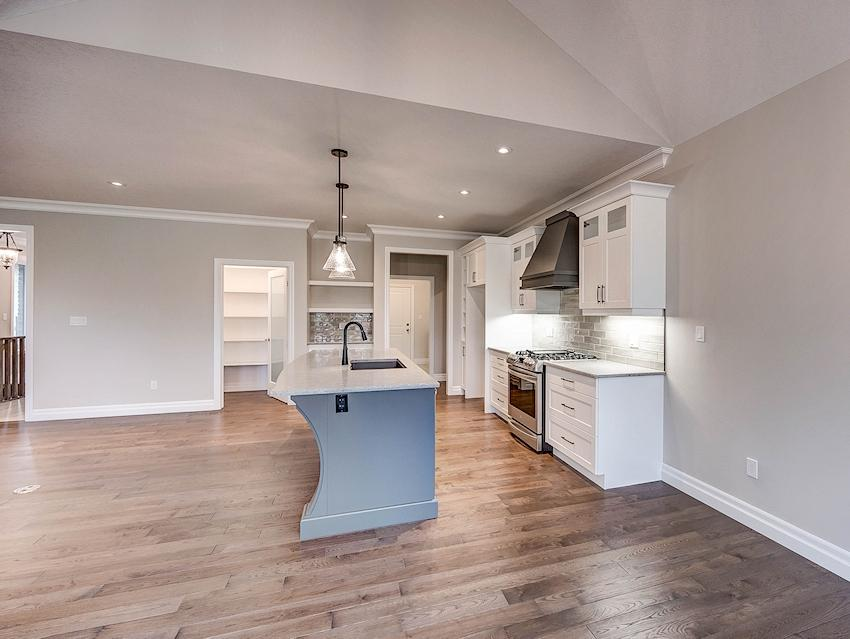 Kitchen *exact features & finishes shown in photos will vary from the Berkley at 45 Lowrie Cres*