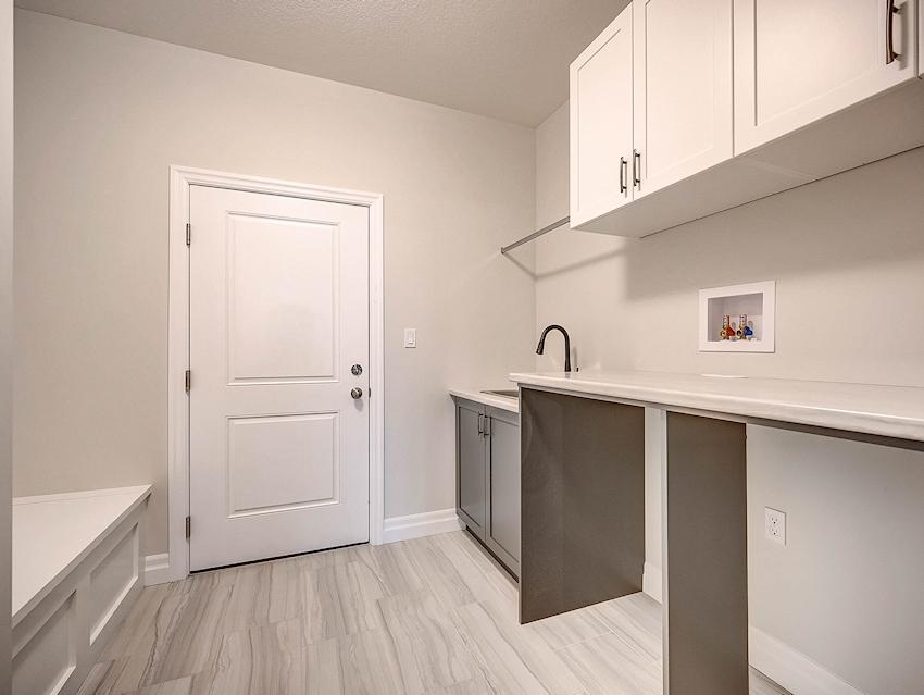 Laundry *exact features & finishes shown in photos will vary from the Berkley at 45 Lowrie Cres*
