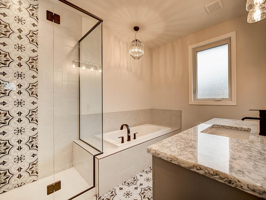 Ensuite *exact features & finishes shown in photos will vary from the Berkley at 45 Lowrie Cres*