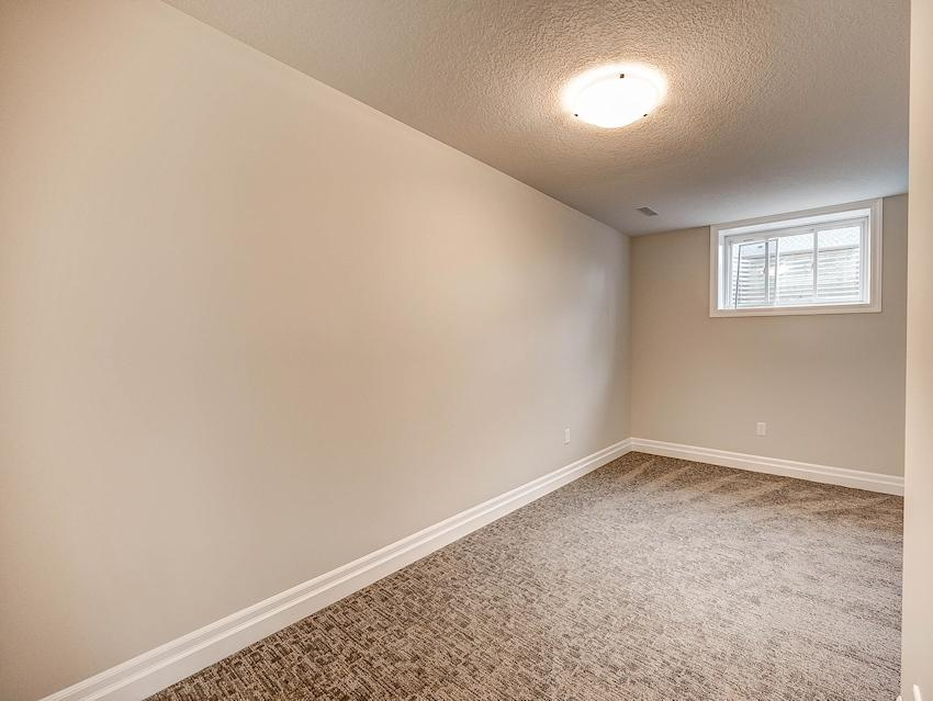 Basement Bedroom *exact features & finishes shown in photos will vary from the Berkley at 45 Lowrie Cres*