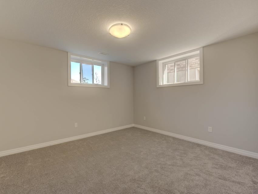 Basement Bedroom *not included in base price