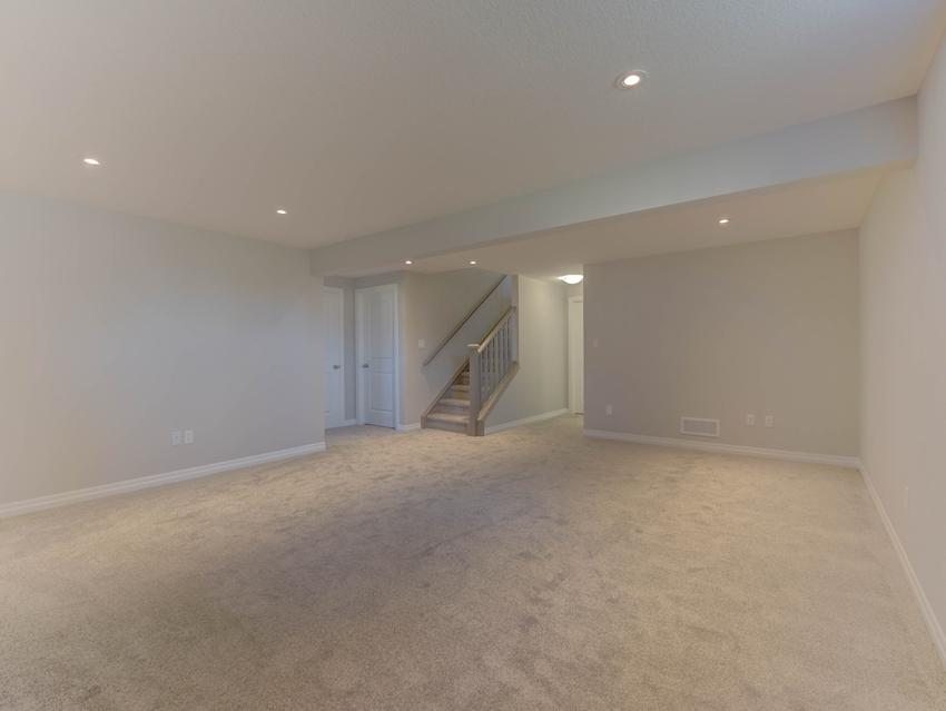 Basement Family Room *not included in base price