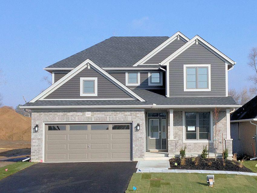 Glendale west new home community in tillsonburg on for New homes glendale ca