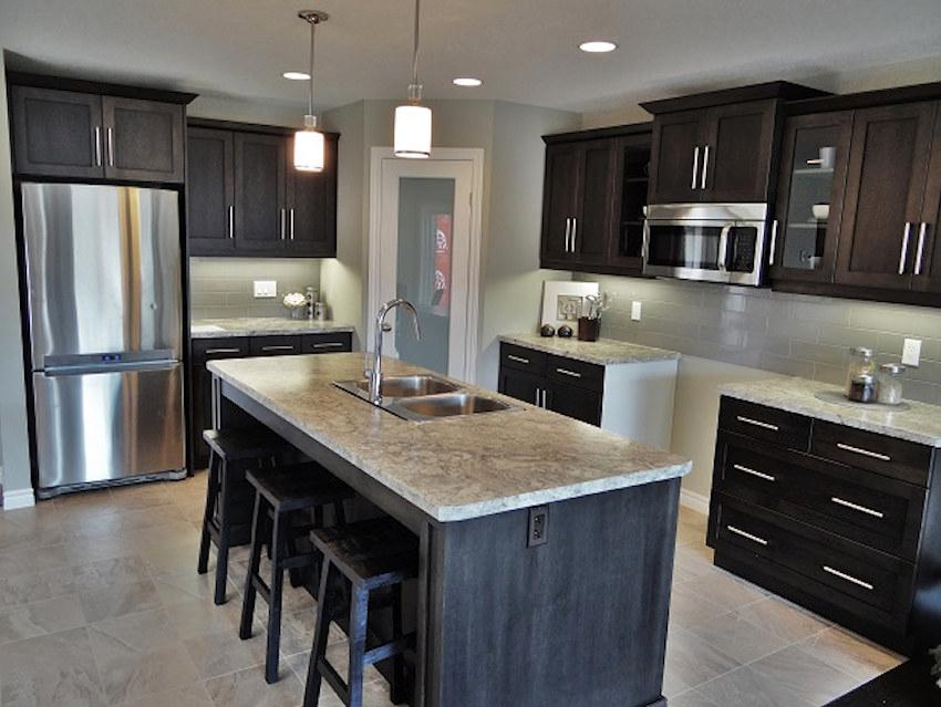 The Westridge at 4 Carolina Cres will look similar to this home.