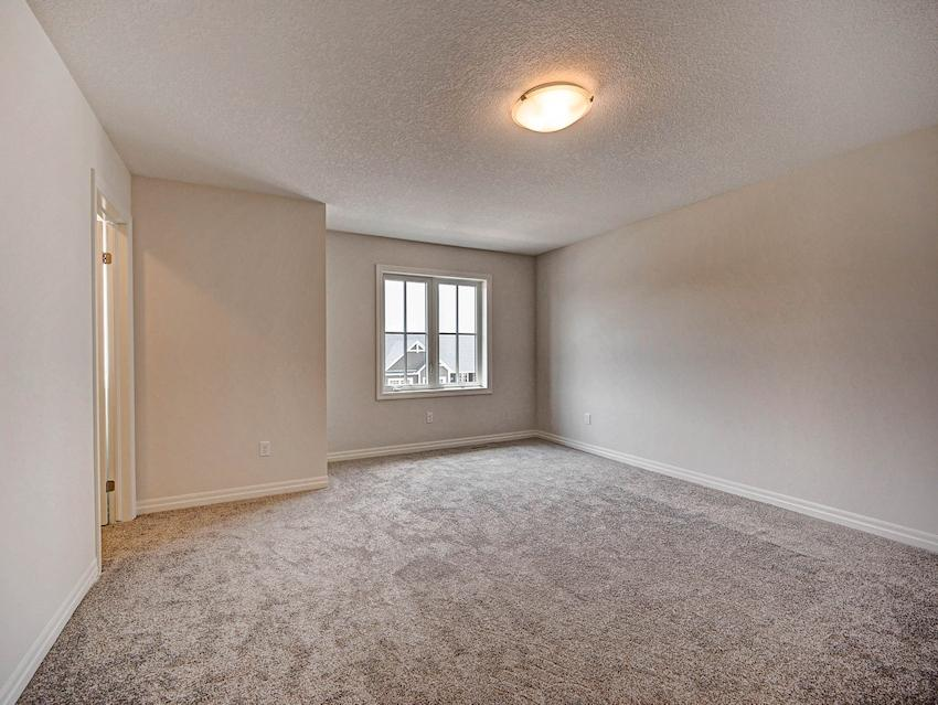 Master Bedroom *exact features & finishes may vary slightly from photo